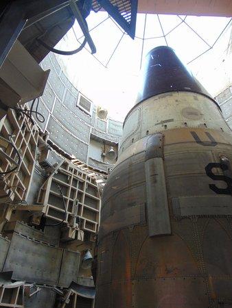 Titan Missile Museum : Titan II