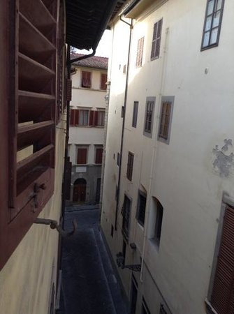 Hotel Centro: view from window