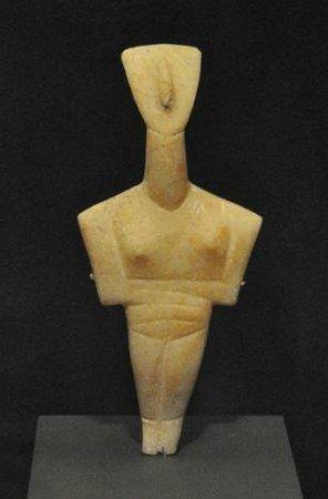 Musée d'art cycladique : Museum of Cycladic Art 16
