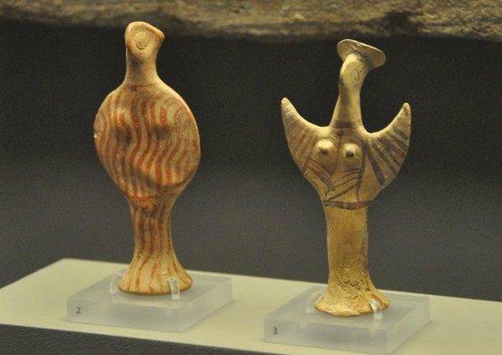 Musée d'art cycladique : Museum of Cycladic Art 13