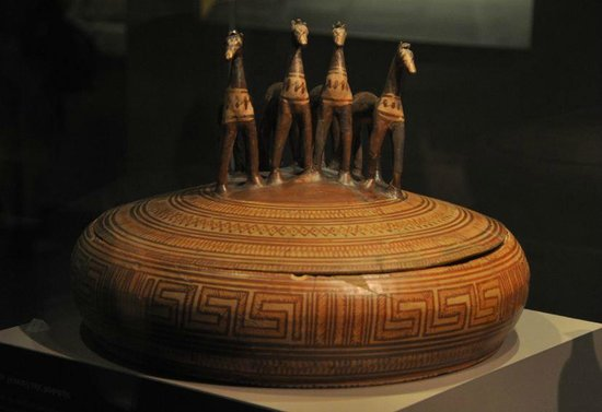 Musée d'art cycladique : Museum of Cycladic Art 15