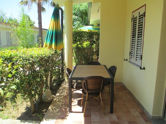 Hotel Residence Sciaron: esterno appartamento