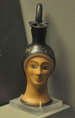 Musée d'art cycladique : Museum of Cycladic Art 17
