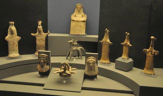 Musée d'art cycladique : Museum of Cycladic Art 3