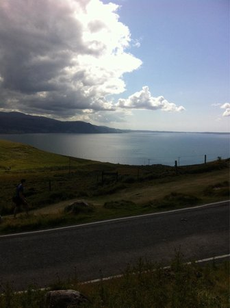 Promenade: View from the great Orme
