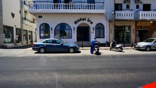 Hotel Iro: Отель