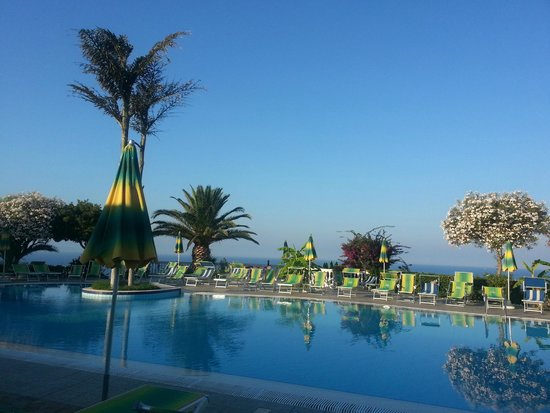 Hotel Residence Sciaron: Piscina Hotel