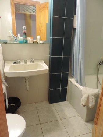 Hotel Tenerife Ving: wc