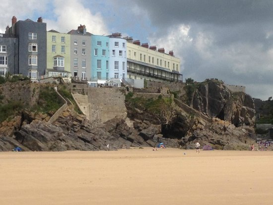 Southcliff Hotel: Tenby South Beach