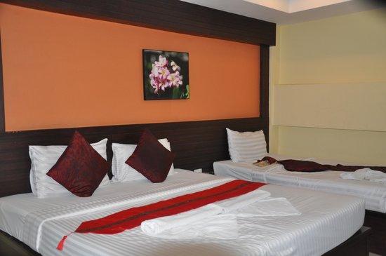 Great Residence Hotel: номер
