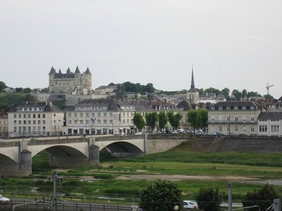 Ibis Styles Saumur Gare Centre: view from room