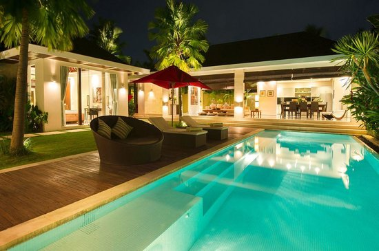 3 Bedroom Villa Picture Of Chandra Bali Villas Seminyak Tripadvisor