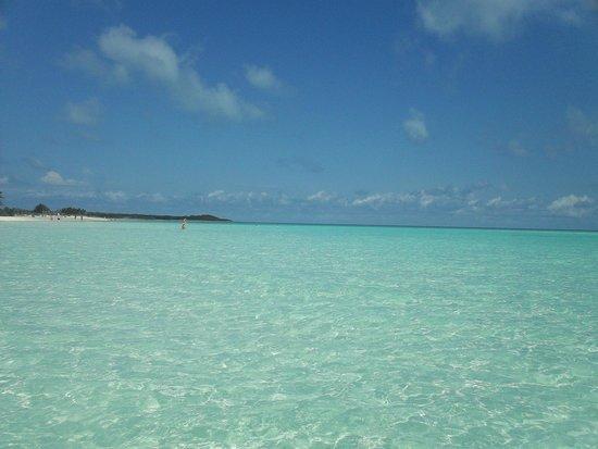 Sol Cayo Guillermo: un paraíso