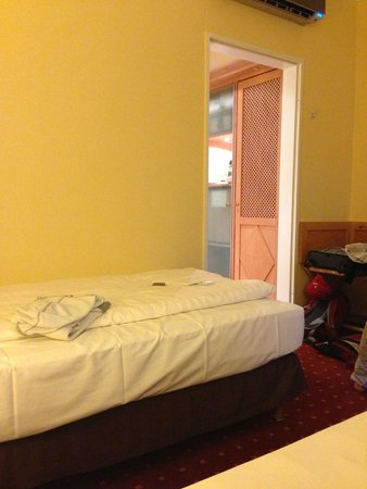 Best Western Premier Alsterkrug Hotel: Twin beds