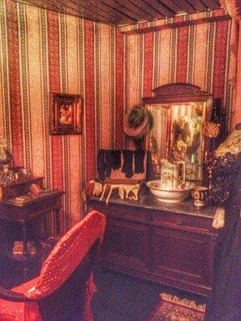 Teatro Amazonas Museum: Interior