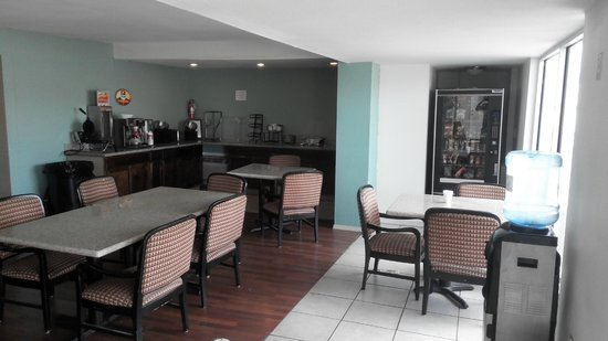 Americas Best Value Inn And Suites- Odessa: dining