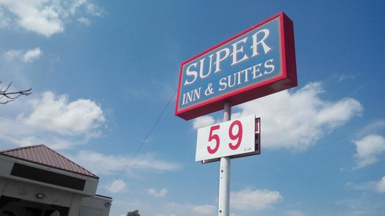 Americas Best Value Inn And Suites- Odessa: sign