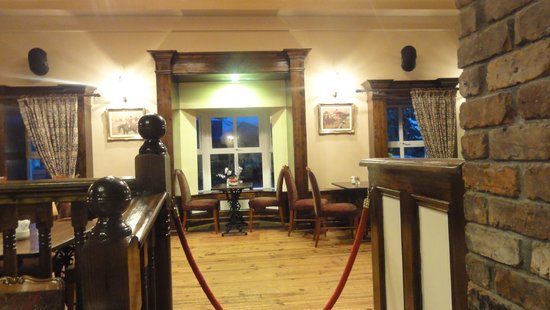 Racket Hall Country House Hotel: Hotel
