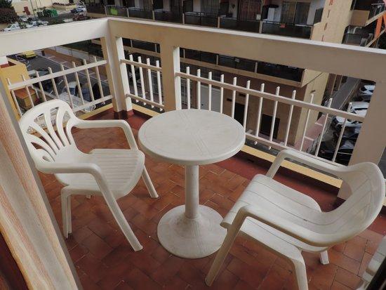 Hotel Tenerife Ving: varanda