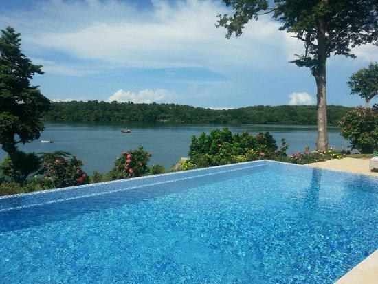 Hotel Bocas del Mar: Prachtige vergezichten