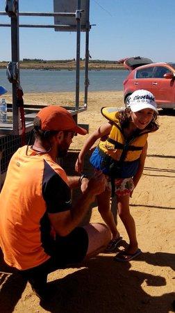 South Kayak: Actividad muy revomendable para hacer con niños