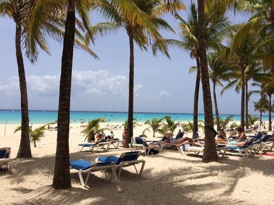 Hotel Riu Palace Riviera Maya: more beach