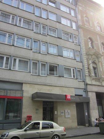 Ibis Budapest City : hotel