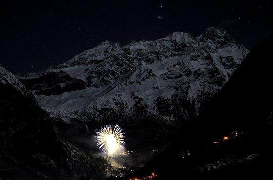 Alpe di Mera: Capodanno a Mera