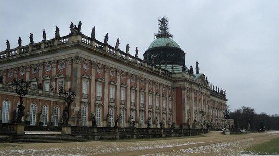 Potsdamer Gärten: Новый дворец