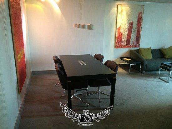 InterContinental Berlin: room