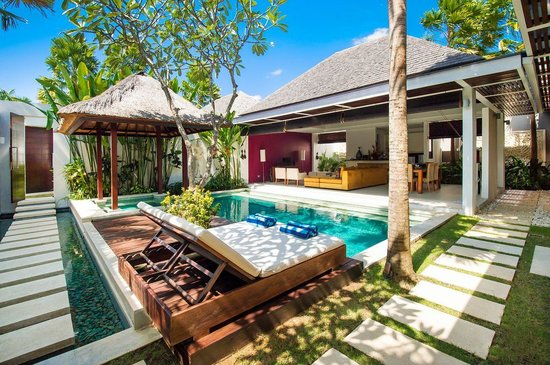 2 Bedroom Villa Picture Of Chandra Bali Villas Seminyak Tripadvisor