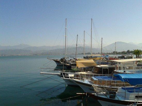Oykun Hotel: Fethiye harbour