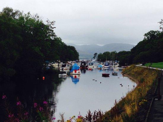 Tullie Inn: Loch Lomond