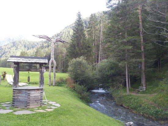Hotel Aqua Bad Cortina: Berta