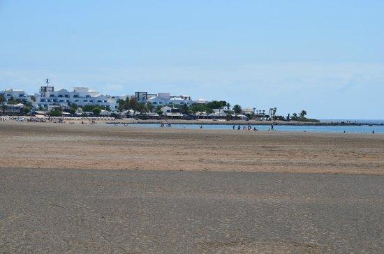 Hotel Floresta: Strand, feinsandig und flach
