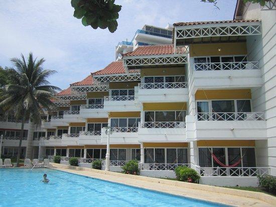 Hotel Las Américas Casa de Playa: Hotel