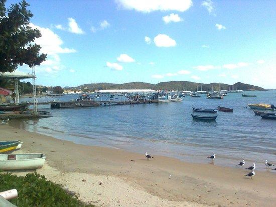 Orla Bardot Boardwalk: Praia da Armação