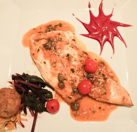 SPHINX Restaurant : Red Snapper