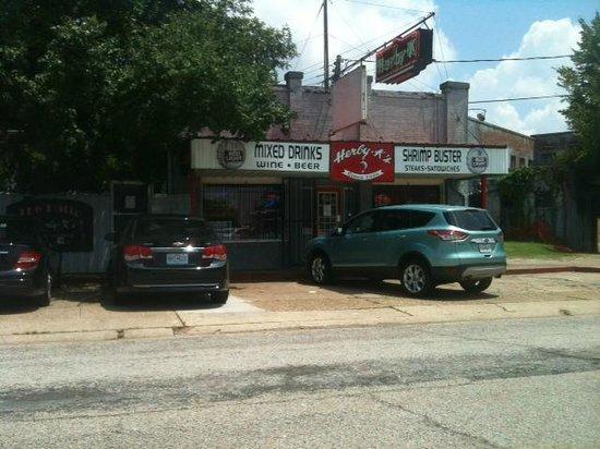 Herby-K's Restaurant : Herby-K's, Shreveport, Louisiana