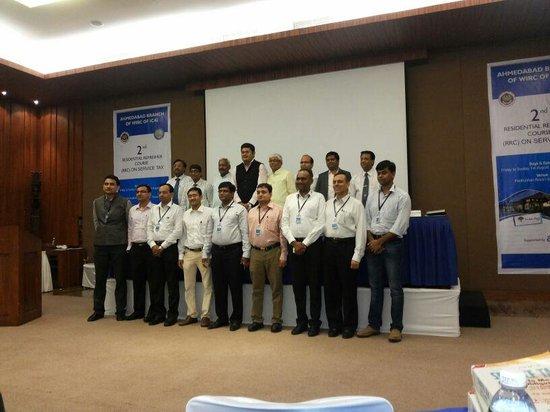 Madhubhan Resort & Spa: group photo