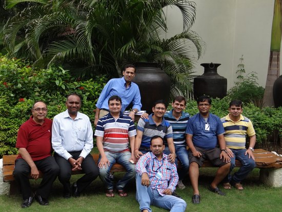 Madhubhan Resort & Spa: group