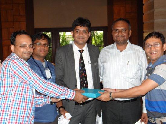 Madhubhan Resort & Spa: honouring managment