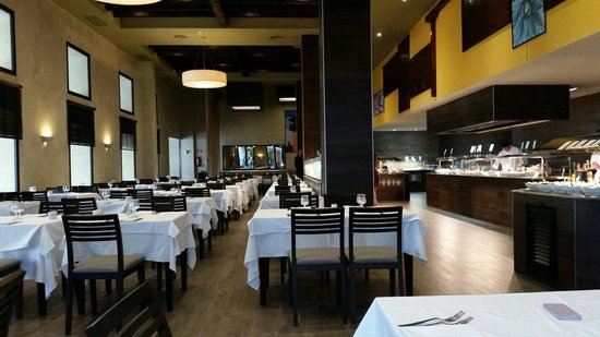 ClubHotel Riu Gran Canaria : El Patio Restaurant ��