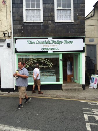 ‪The Cornish Fudge Shop‬