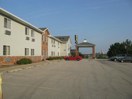 Heritage Inn Amana Colonies Hotel & Suites : Heritage Inn