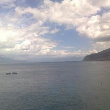 Hotel Admiral Sorrento : lovely view