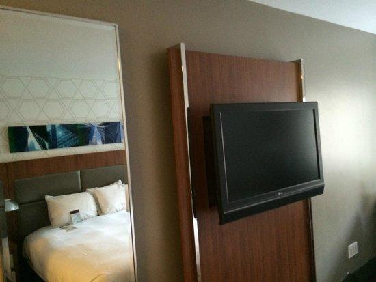 Doubletree Hotel Metropolitan - New York City: queen-size bed room