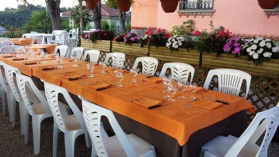 pizzeria ristorante il giardino del Roero