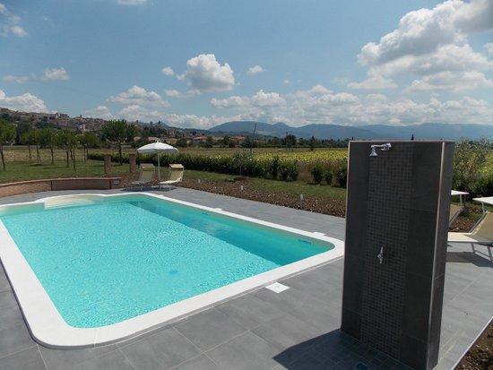 Terra Dei Santi Country House: piscina