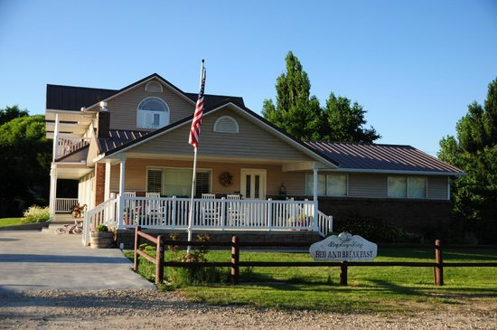 Bryce Canyon Livery Bed and Breakfast : front view